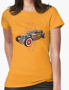 Pinstripe RAT 505 Womens T-Shirt