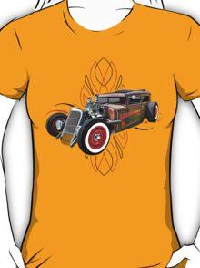 Pinstripe RAT 505-a T-Shirt