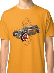 Pinstripe RAT 505-a Classic T-Shirt
