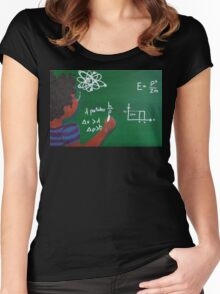 My Knowledge Is My Power Tee Women's Fitted Scoop T-Shirt