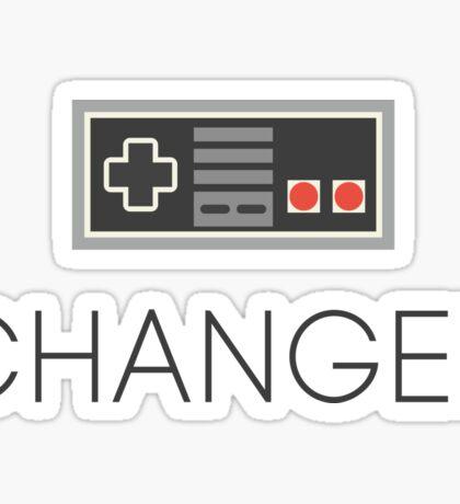 Game Changer Life Entrepreneur Sentence Sticker