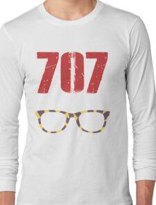 707, Mystic Messenger Long Sleeve T-Shirt