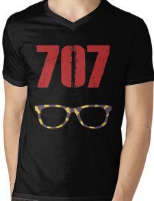 707, Mystic Messenger Mens V-Neck T-Shirt