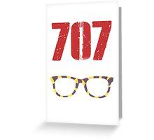 707, Mystic Messenger Greeting Card