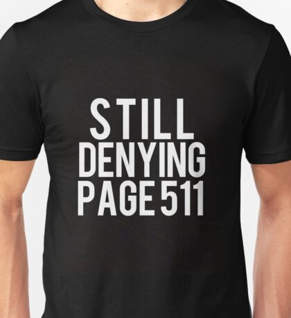 Page 511 Unisex T-Shirt