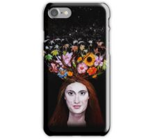 She Knows, Pieces Of Light, Pieces of Dark iPhone Case/Skin