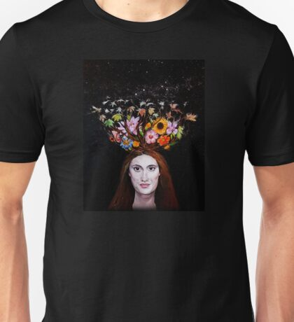 She Knows, Pieces Of Light, Pieces of Dark Unisex T-Shirt