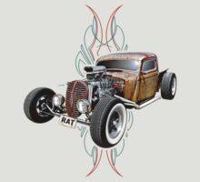 Pinstripe RAT - Full Throttle-a by hotrodz