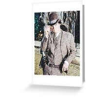 THe Magnificent Kid Greeting Card