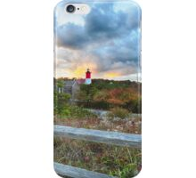 Nauset Light iPhone Case/Skin