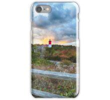 Nauset Light iPhone Case/Skin