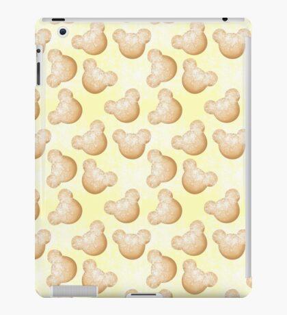Magic Mouse Beignet Pattern iPad Case/Skin