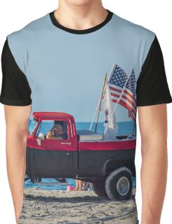 American Dream | Fire Island, New York Graphic T-Shirt