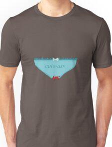 cute-ass blue pantie Unisex T-Shirt