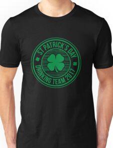 St Patrick's Day Drinking Team 2017 Unisex T-Shirt