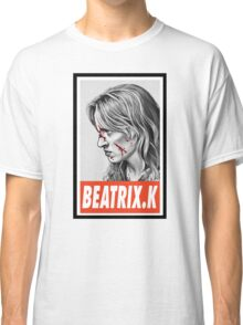 -MOVIES- Beatrix Kiddo Kill Bill Classic T-Shirt