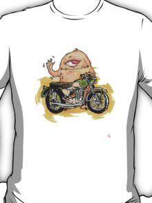 M is for Motorbike Monster! T-Shirt
