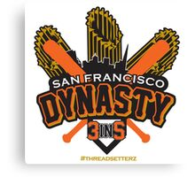 SF DYNASTY Canvas Print