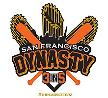 SF DYNASTY Photographic Print