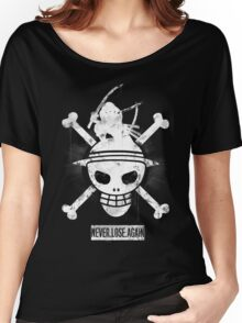 The Pirate King - ONE PIECE Fanart by Mien Wayne Women's Relaxed Fit T-Shirt