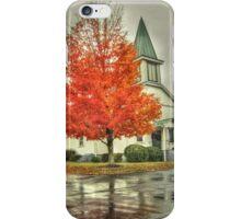 Amissville United Methodist Church iPhone Case/Skin