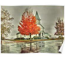 Amissville United Methodist Church Poster