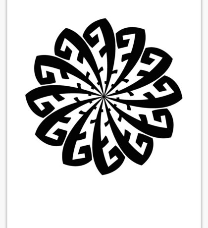 Maori Sticker