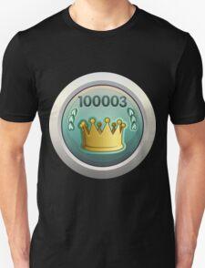 Glitch Achievement monarch of the seven kingdoms T-Shirt