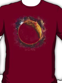DUNE the spice must flow T-Shirt
