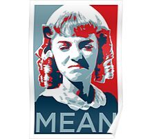 Nellie Oleson Little House Mean Girls Poster
