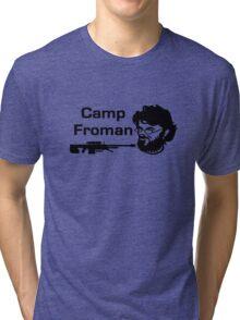Camp Froman Tri-blend T-Shirt
