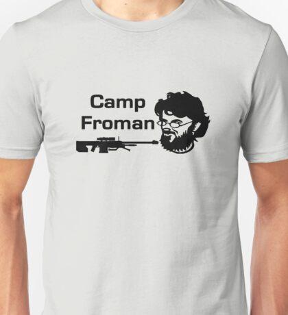 Camp Froman Unisex T-Shirt