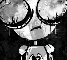 INVADER GIR - FANART by Mien Wayne Sticker