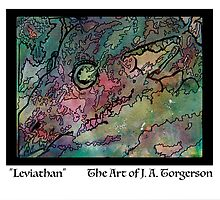 Leviathan (black letters) by torg