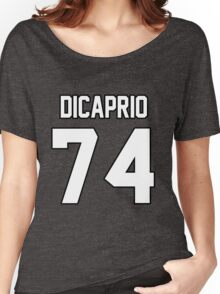 Leonardo DiCaprio Women's Relaxed Fit T-Shirt