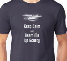 Star Trek Keep Calm and Beam Me Up Scotty Unisex T-Shirt