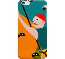 Rock Climbing Indoor iPhone Case/Skin
