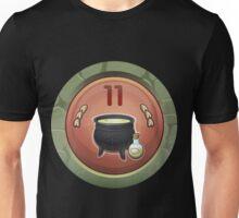 Glitch Achievement moste potente potioning medal Unisex T-Shirt