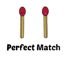 Perfect Match  by Stacey Roman
