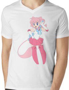 Sailor Mew *NORMAL* Mens V-Neck T-Shirt