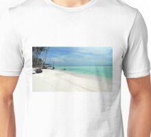 Paradise Desert Beach  Unisex T-Shirt