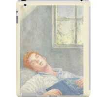 Dreaming Martin iPad Case/Skin