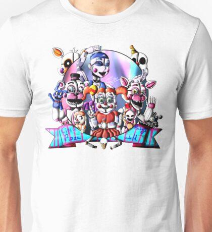 Circus Baby's Unisex T-Shirt
