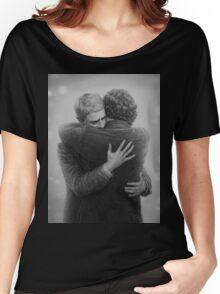 John and Sherlock Women's Relaxed Fit T-Shirt