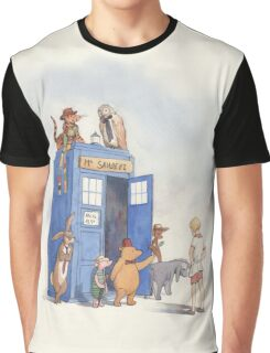 Doctor Pooh Graphic T-Shirt