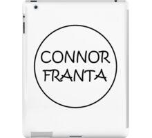 Connor Black iPad Case/Skin