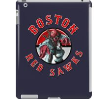 GBA Red Sawks iPad Case/Skin
