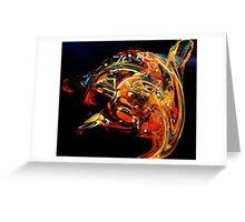 Abstract Shapes 2 Greeting Card
