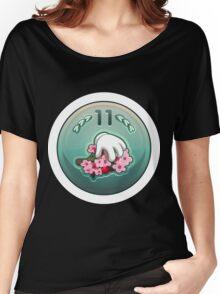 Glitch Achievement newbie fruit tree pettifier Women's Relaxed Fit T-Shirt
