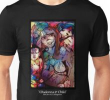 The Madonna & Child (Mother Mary & Baby Jesus) Unisex T-Shirt